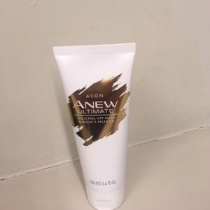 Avon Anew Ultimate Gold Peel off Mask - new